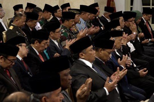 Jokowi-Ma'ruf gelar Peringatan Maulid Nabi Muhammad di Istana Negara