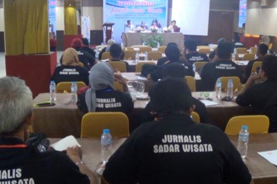 Dinas Pariwisata gandeng jurnalis optimalkan promosi wisata di Sultra