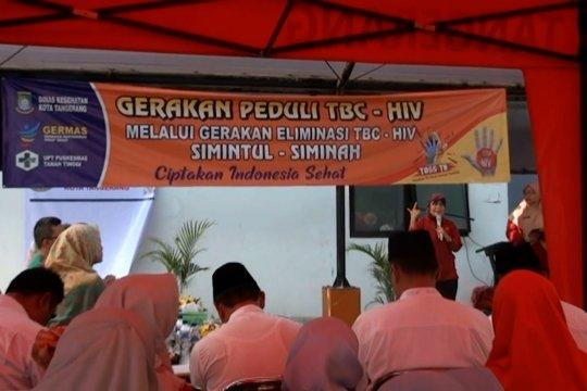 Dinkes Kota Tangerang luncurkan  Gebyar Mantul