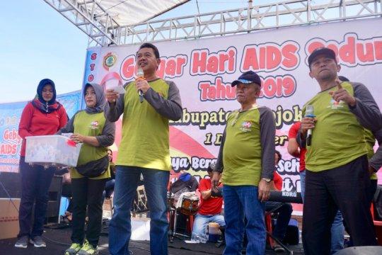 Mojokerto targetkan tak ada kasus kematian akibat AIDS tahun 2030