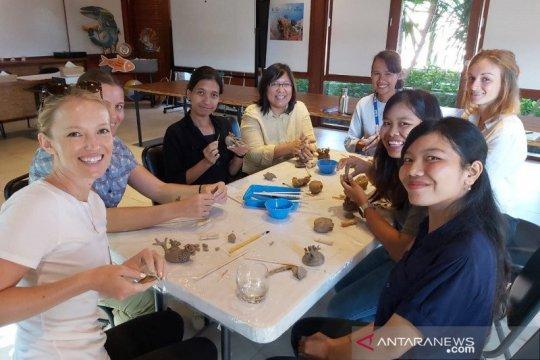 """500 peserta tiap tahun ikuti """"training"""" di Coral Triangle Center"""