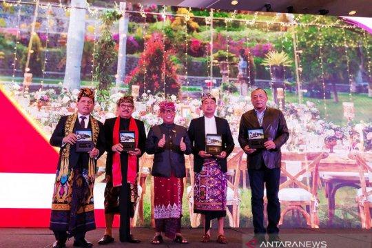 Wagub Cok Ace kunjungi China promosikan pernikahan bergaya Bali