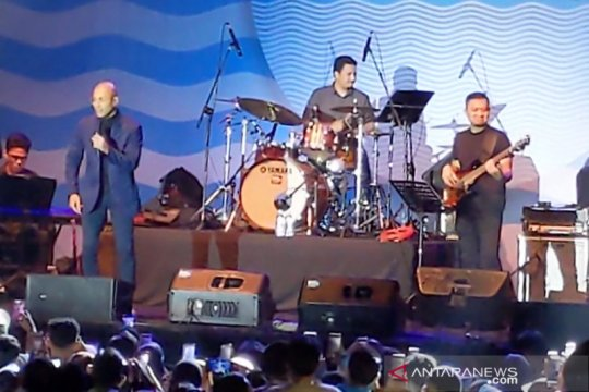 "Marcell Siahaan ""ngabodor"" di Jatiluhur Jazz Festival 2019"