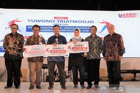 Pemenang Lomba Karya Tulis Jurnalistik