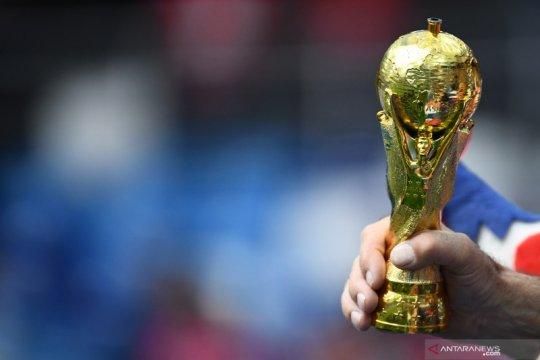 Britania dan Irlandia perbesar peluang ajukan pencalonan Piala Dunia