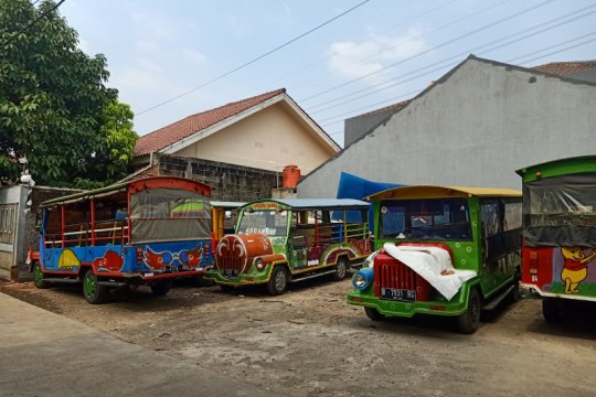 Dishub DKI upayakan tempat pariwisata manfaatkan odong-odong