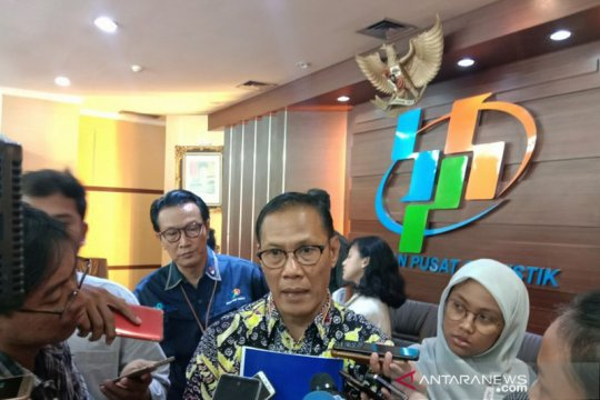 BPS: Kunjungan turis asing pada Oktober naik tipis, capai 1,35 juta