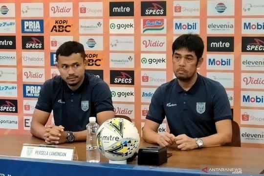 Pelatih Persela tunggu keputusan manajemen kapan kembali berlatih