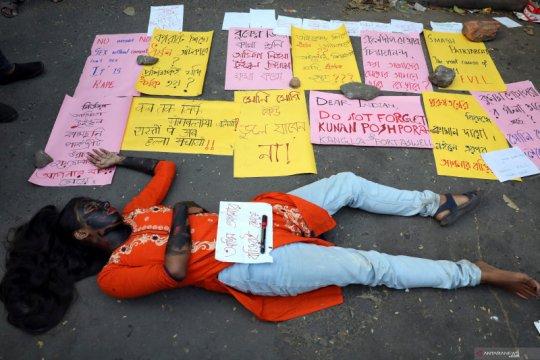 Korban perkosaan di India meninggal di rumah sakit
