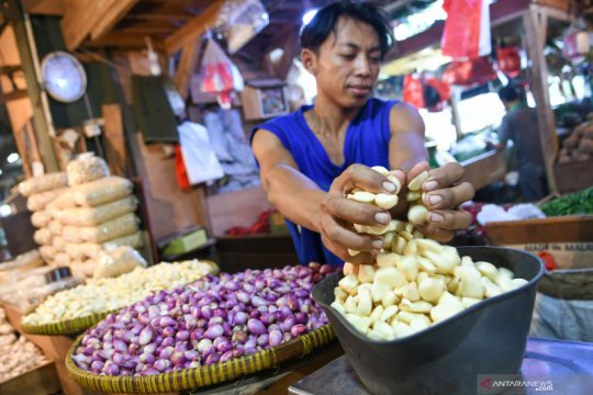BPS: Inflasi DKI Jakarta cenderung menurun