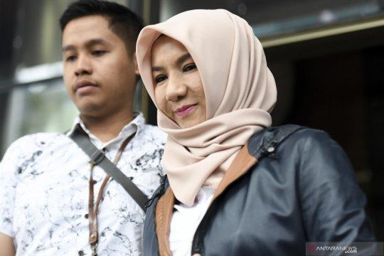 KPK panggil satu saksi kasus TPPU Rita Widyasari