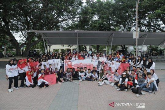 PMI Kota Palu sosialisasikan bahaya HIV AIDS