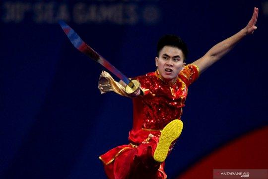 Edgar berpeluang raih emas nomor Taolu Daoshu/Gunshu
