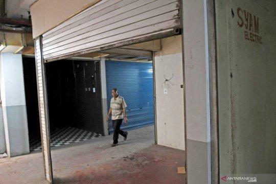 PKL Pasar Senen menolak dipindahkan ke Pasar Kenari