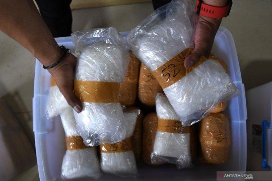 Kasus narkoba di Sukabumi meningkat setiap tahun