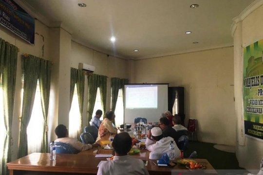 420 UMKM Riau dapat sertifikat halal LPPOM MUI Riau