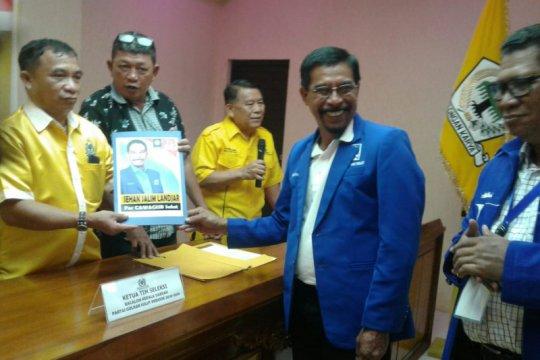 Ketua PAN Sulut daftar Cawagub di Partai Golkar dan Nasdem