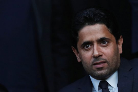 Bos PSG diperiksa dalam kasus korupsi hak siar FIFA