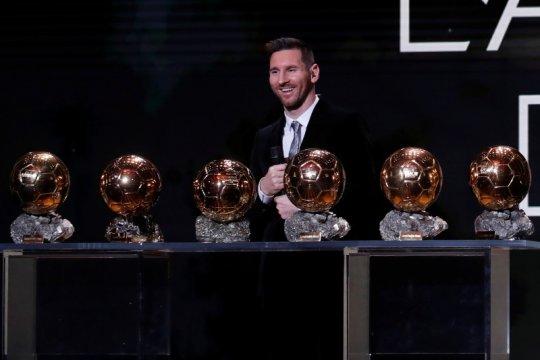 Berikut ini daftar lengkap peraih Ballon D'Or 2019