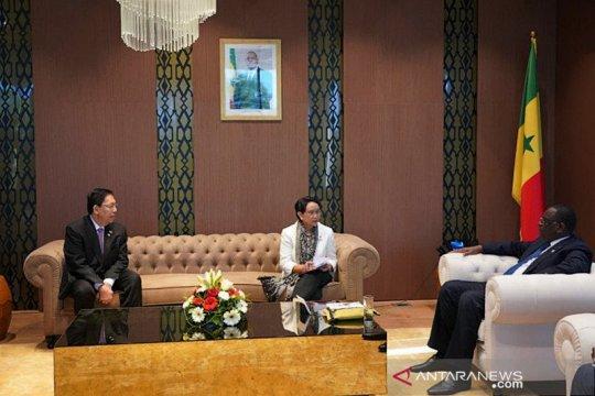 Presiden Senegal apresiasi Indonesia atas dukungan infrastruktur
