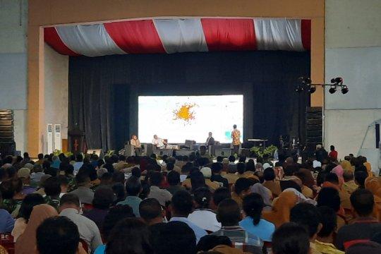 """Wake up call"" tingkatkan pemahaman kebencanaan warga Ambon"