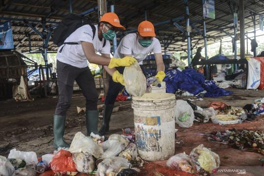 Wamen LHK: Masih banyak sampah belum dimanfaatkan dengan benar