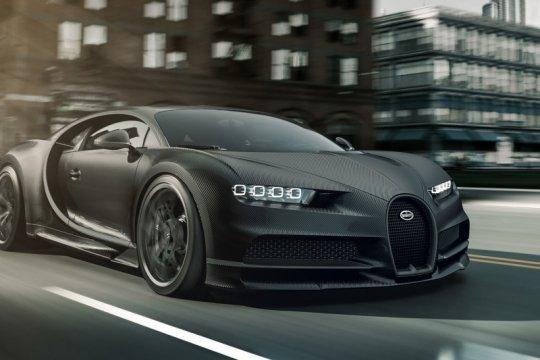Duo Bugatti Chiron Noire diproduksi hanya 20 Unit