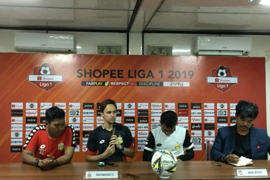 Bhayangkara FC jalani laga pramusim ke Kamboja