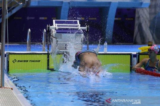 Siman Sudartawa bertekad rebut emas dan pertajam rekor SEA Games