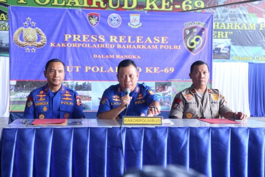 Polairud Baharkam Polri tangani 442 kasus kejahatan laut selama 2019