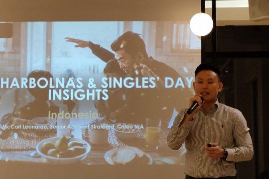 "Orang Indonesia suka belanja Harbolnas via ""smartphone"""