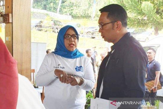 Bupati Bogor curhat masalah perbatasan wilayah ke Gubernur Emil