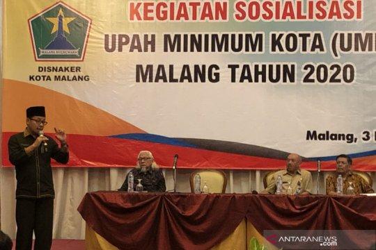 Kenaikan UMK 2020 tidak akan hambat investasi di Kota Malang