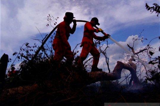 Menteri LHK sebut Manggala Agni patriot Indonesia