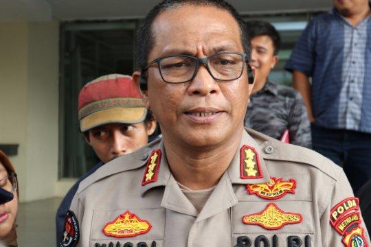 Polisi: Tidak ada personel pengamanan 212 bawa granat asap