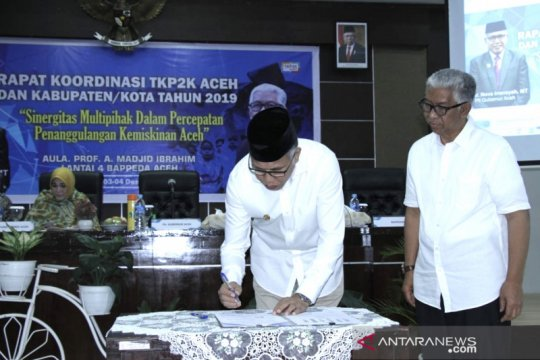 Menkeu segera limpahkan kewenangan aset PT Arun ke pemda Aceh