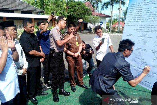 """Lokalisasi prostitusi """"Lembah Durian"""" di Barito Utara resmi ditutup"""