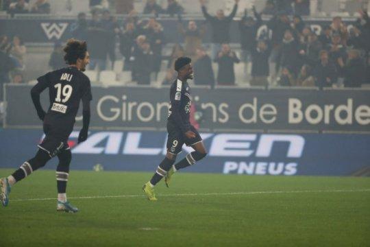 Trigol Josh Maja warnai pesta gol Bordeaux ke gawang Nimes