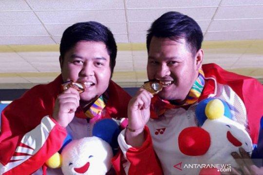 Indonesia rebut emas boling ganda putra