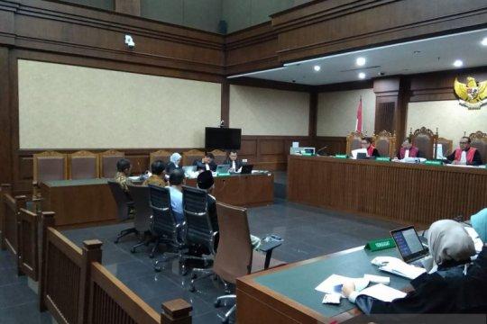 Lukman Hakim diklarifikasi penerimaan uang dari Haris Hasanuddin
