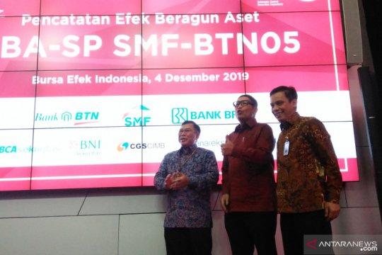SMF incar investor dana pensiun untuk investasi di Efek Beragun Aset