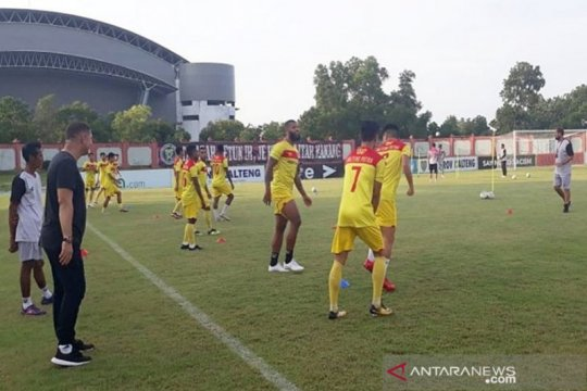 Menang lawan Madura United harga mati untuk Kalteng Putra