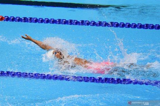 31 kali pecah rekor di renang dan atletik, dua oleh atlet Indonesia