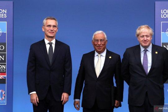 KTT dan peringatan 70 tahun Aliansi Militer NATO di Inggris
