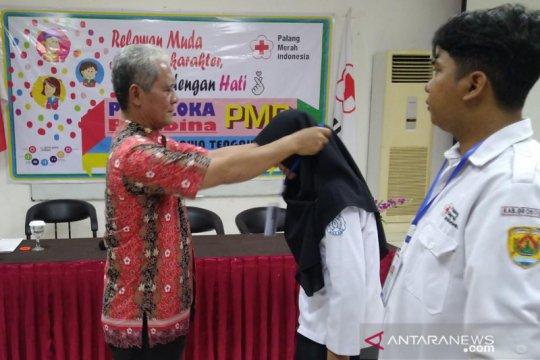 PMI membina ribuan unit PMR di Jawa Tengah