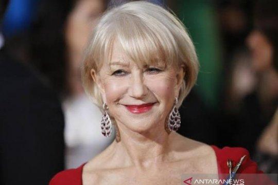 Helen Mirren raih penghargaan prestasi seumur hidup