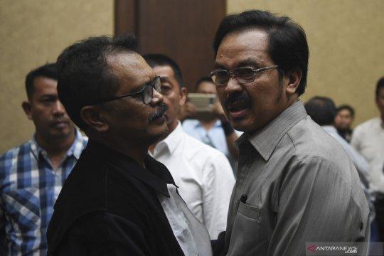 Nurdin didakwa terima suap 11 ribu dolar Singapura dan Rp45 juta