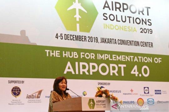 Kemenhub minta operator bandara terapkan sistem berbasis internet
