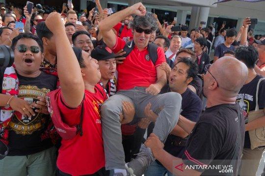Teco: pemain Brazil lebih cepat beradaptasi di Indonesia