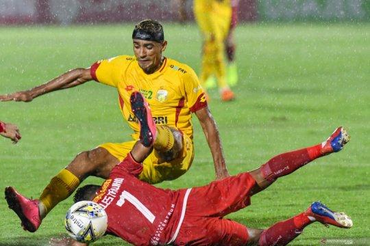 Bayangkara FC kalahkan Persija Jakarta